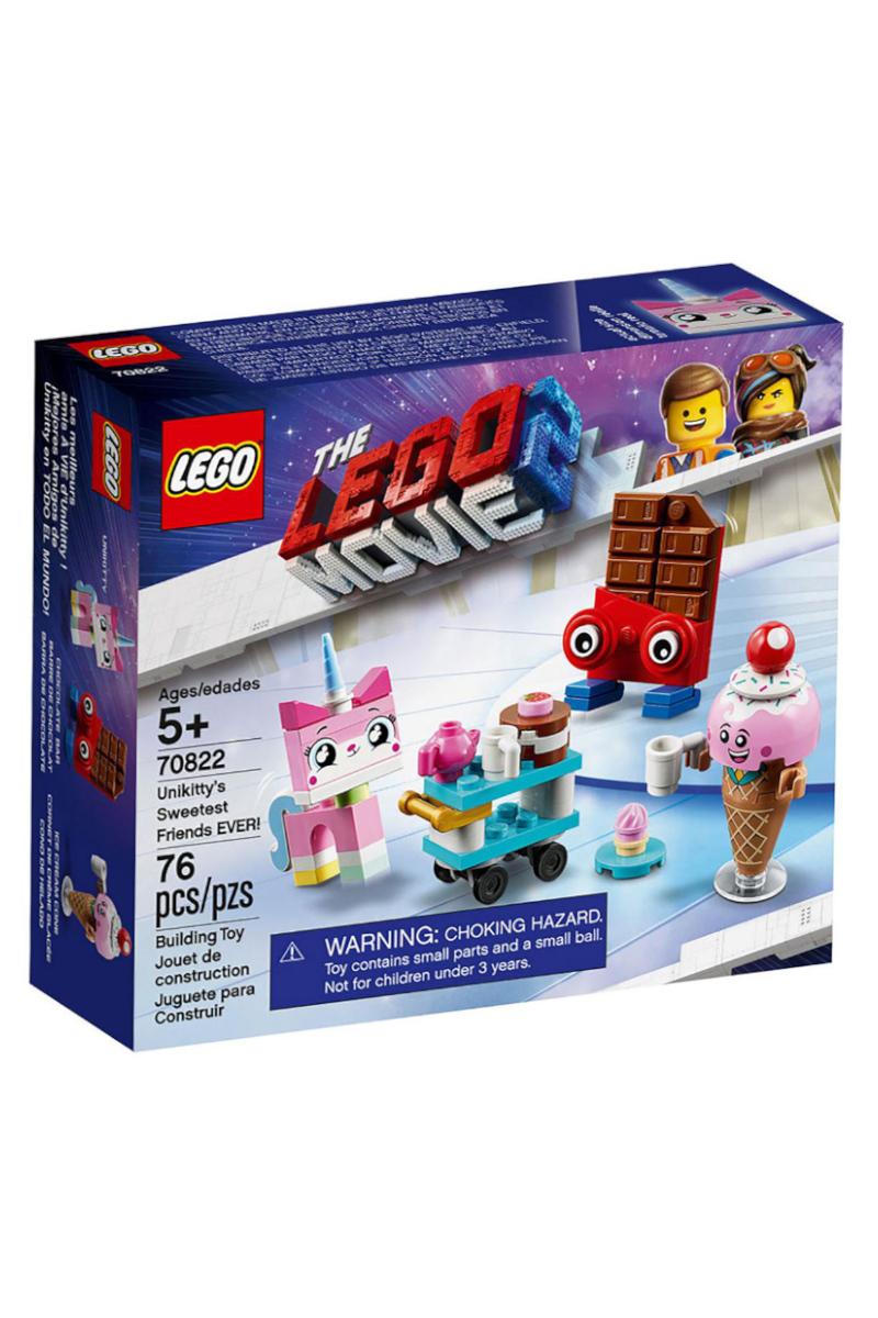 Lego Movie Unikittys S Friends
