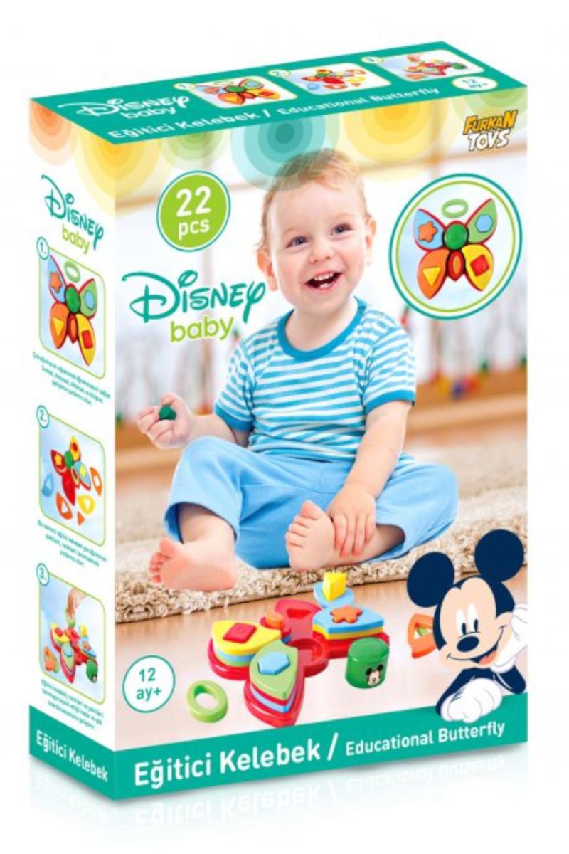 Disney Baby Eğitici Kelebek