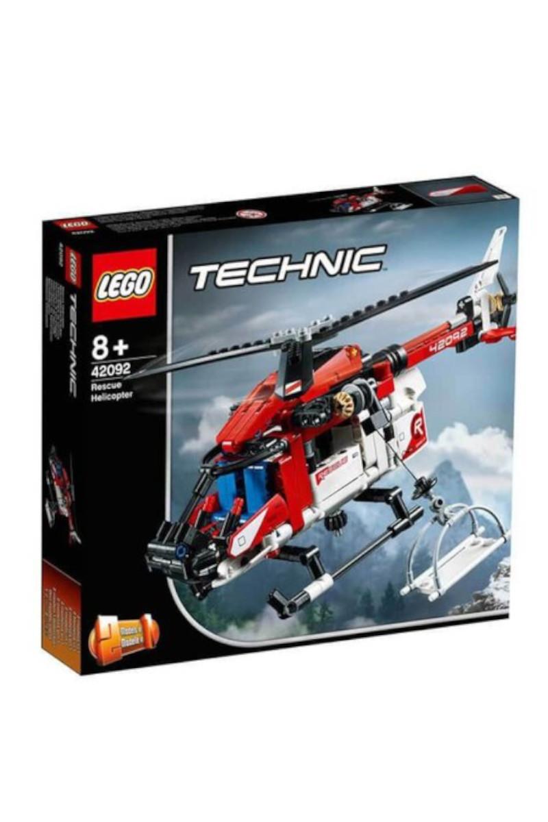 Lego Tehcnic Rescue Helicopter
