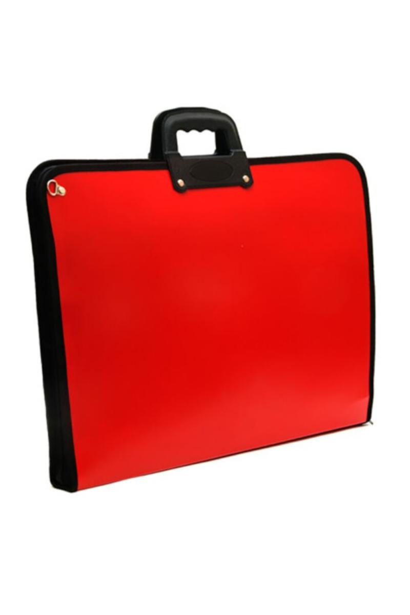 Ceoart Proje Çantası 37x54 Kırmızı