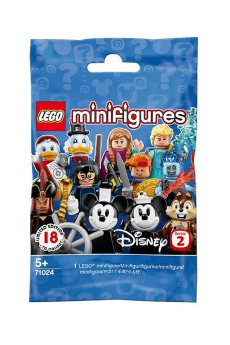 Lego Mini Figür Disney