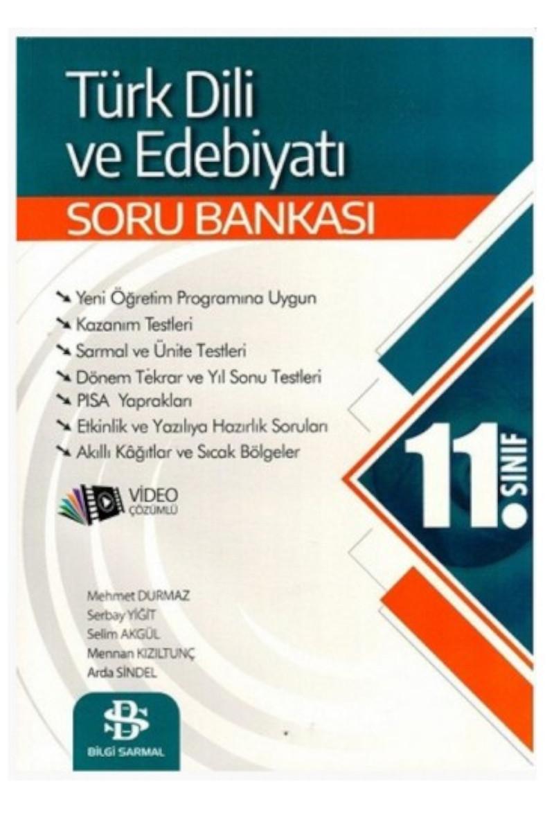 Bilgi Sarmal 11. Sınıf Türk Dili Ve Edebiyatı Soru Bankası