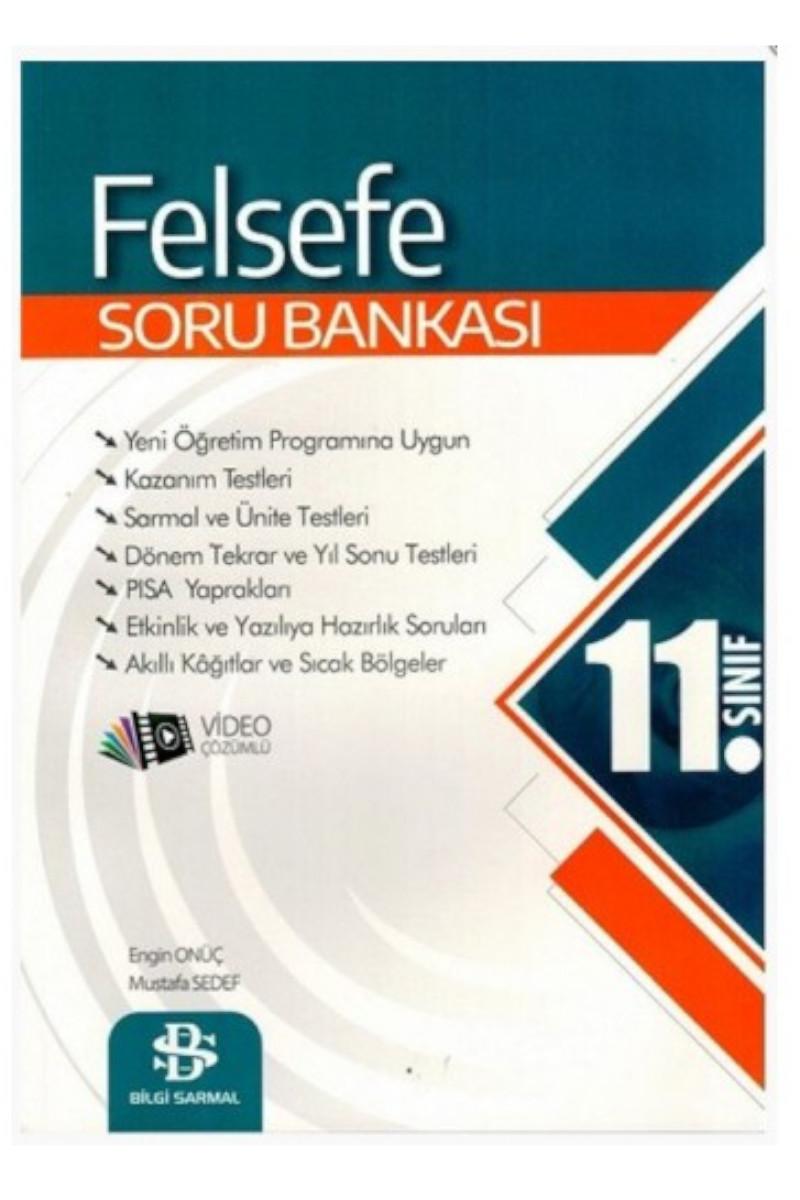 Bilgi Sarmal 11. Sınıf Felsefe Soru Bankası