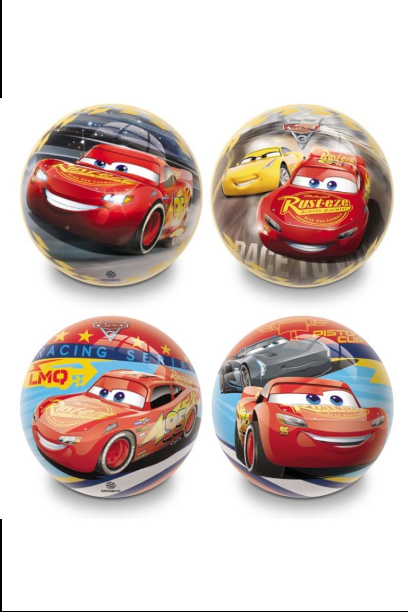 Cars Pvc Top 14cm