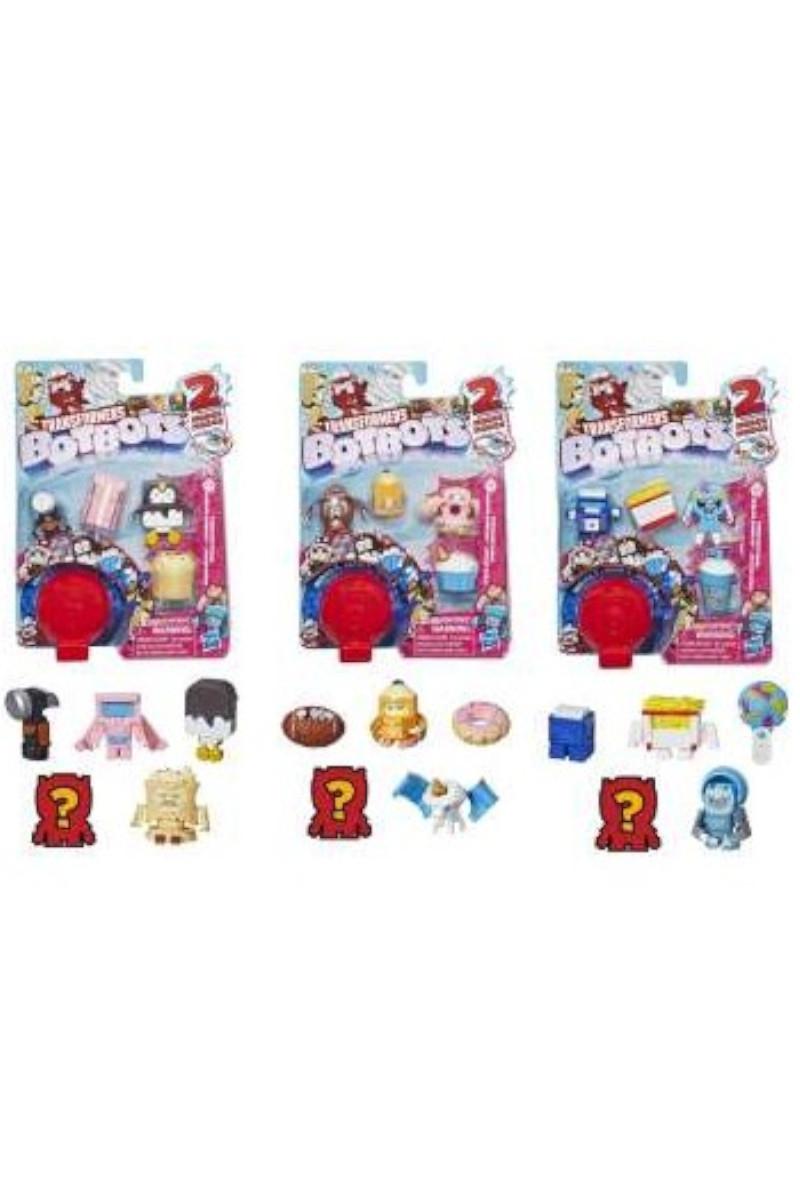 Hasbro Transformers Botbots 5'li Paket