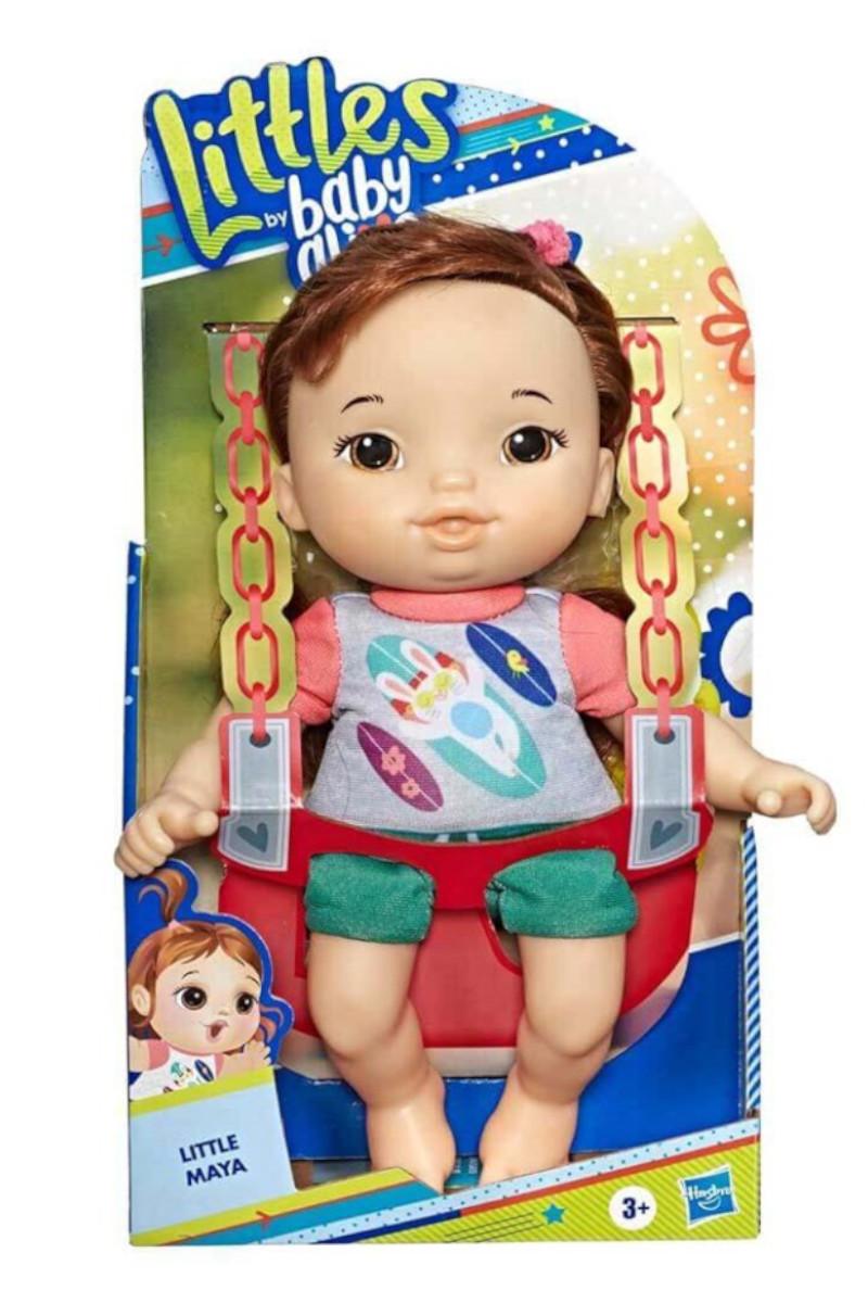 Baby Alive Minik Bebeğim