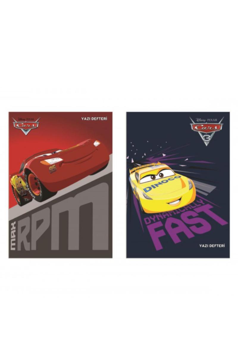 Keskin Color Cars Güzel Yazı Defteri A5 40 Yaprak