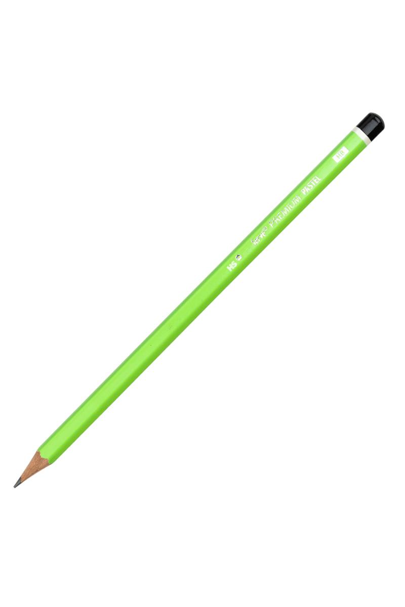 Serve Premium Kurşun Kalem Pastel Elma Yeşili
