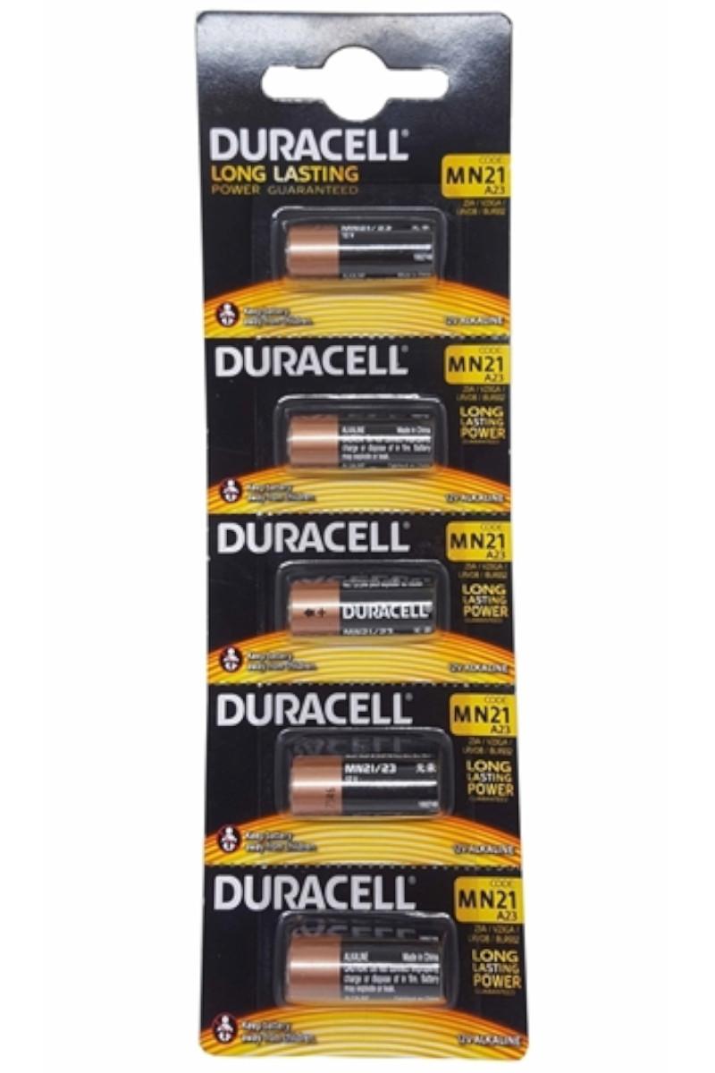 Duracell Alkaline Pil MN21 23A 12 Volt