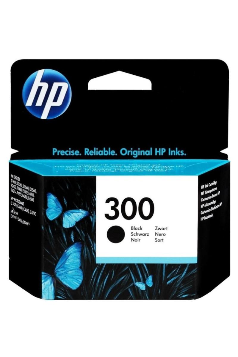 Hp No:300 Bk Mürekkep Kartuş Siyah 200 Ml CC640EE