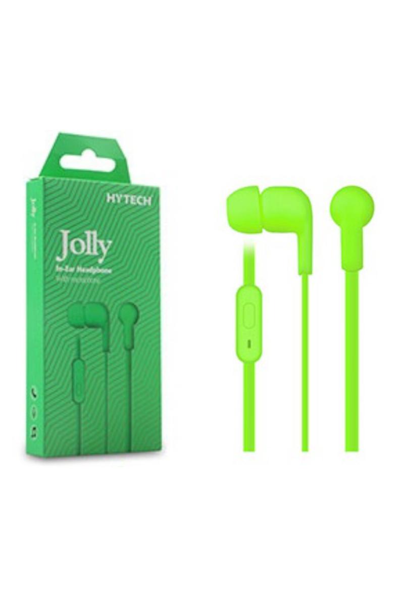 HYTECH Mikrofonlu Yeşil Kulaklık HY-XK22