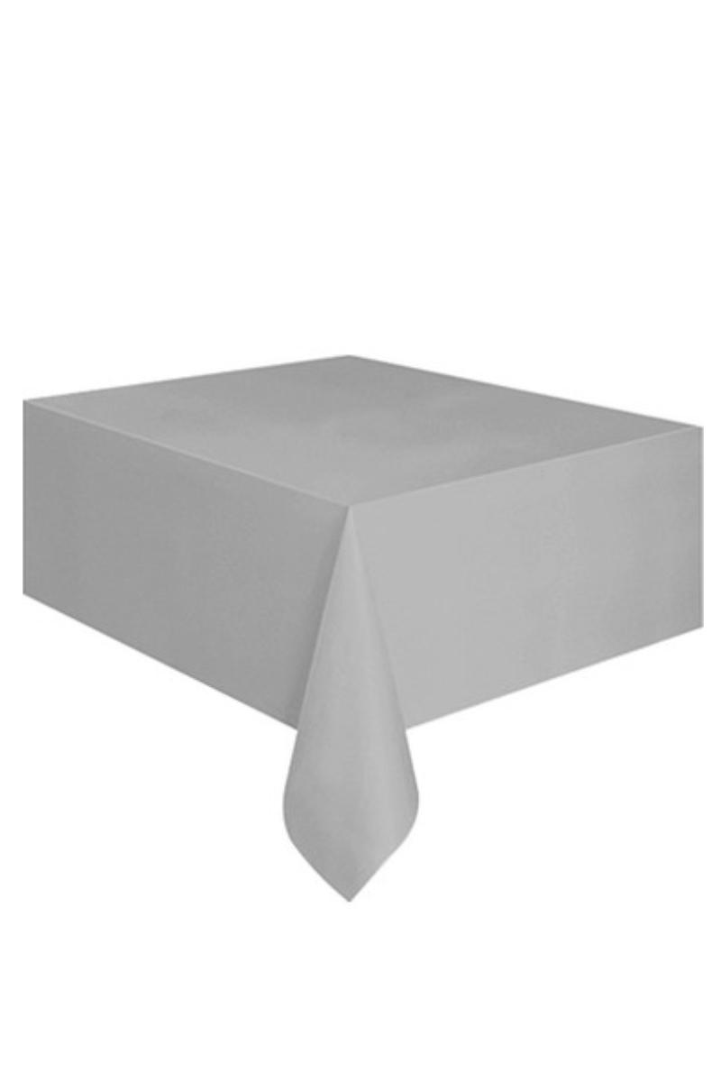 Masa Örtüsü 137x270 Gümüş