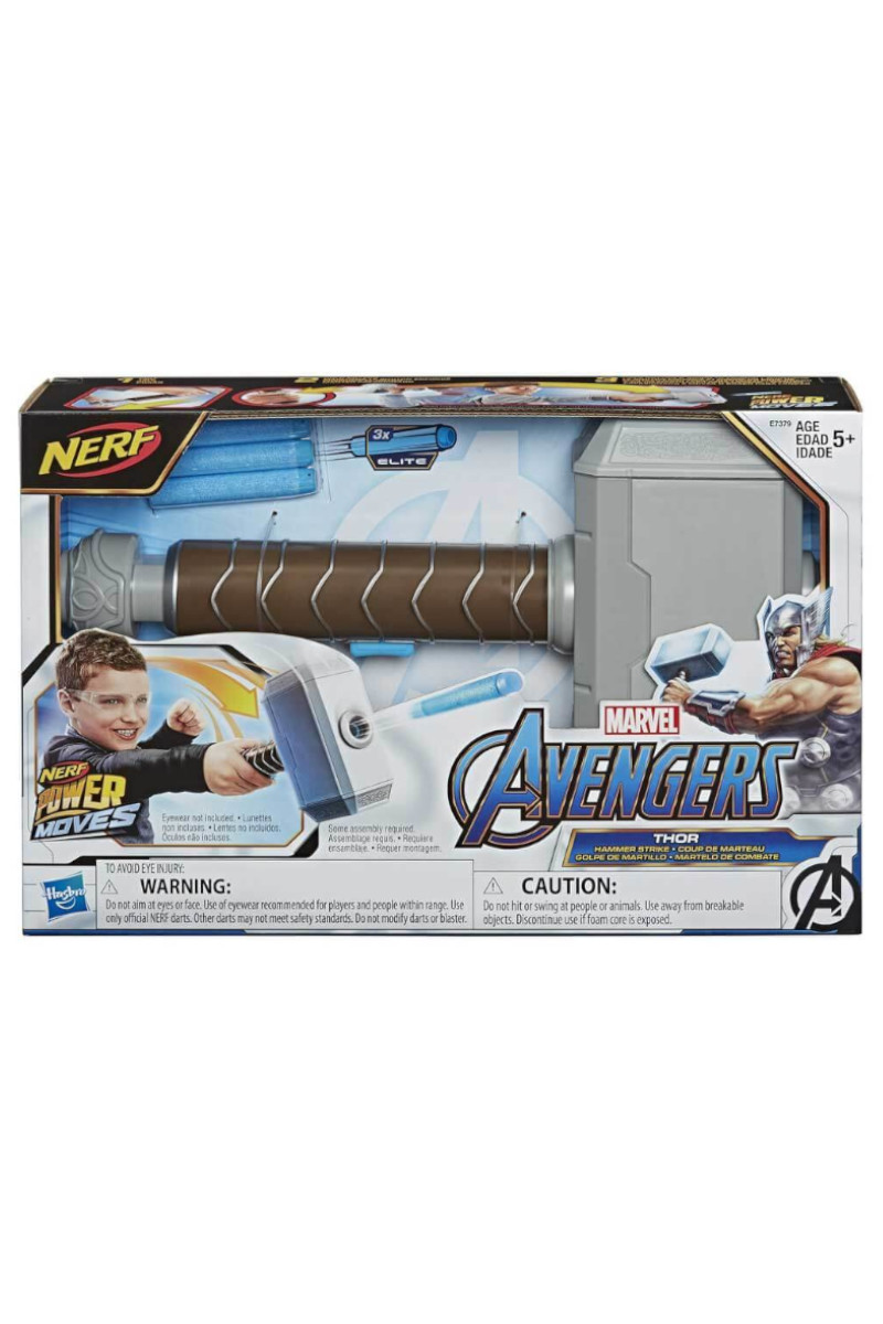 Avengers Power Moves Thor