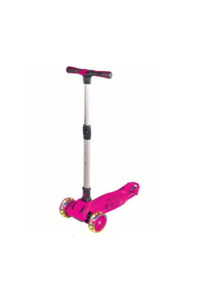Cool Wheels Maxı Twıst Scooter Pink