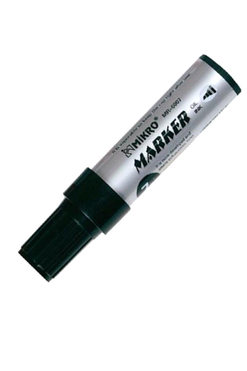Mikro Jumbo Markör Kalem Siyah 7 Mm