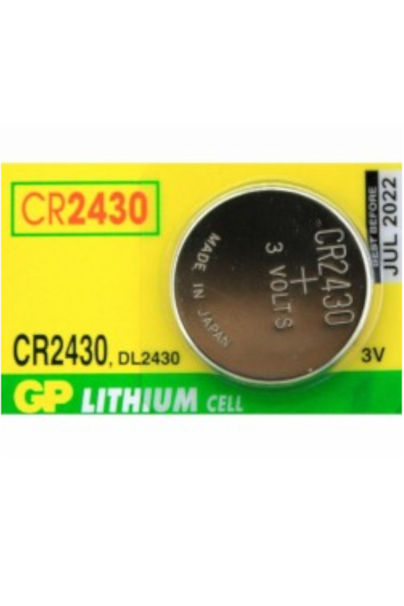 GP CR2430 Lityum Pil