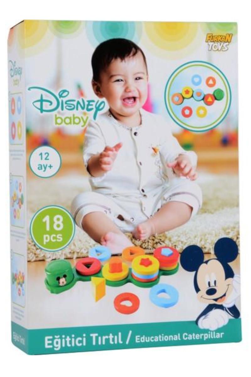 Disney Baby Eğitici Tırtıl
