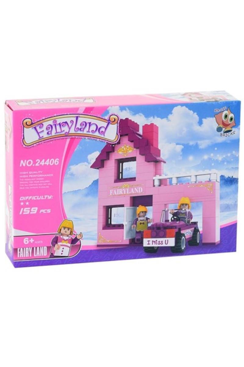 Lego Kutu 159 Parça Kız