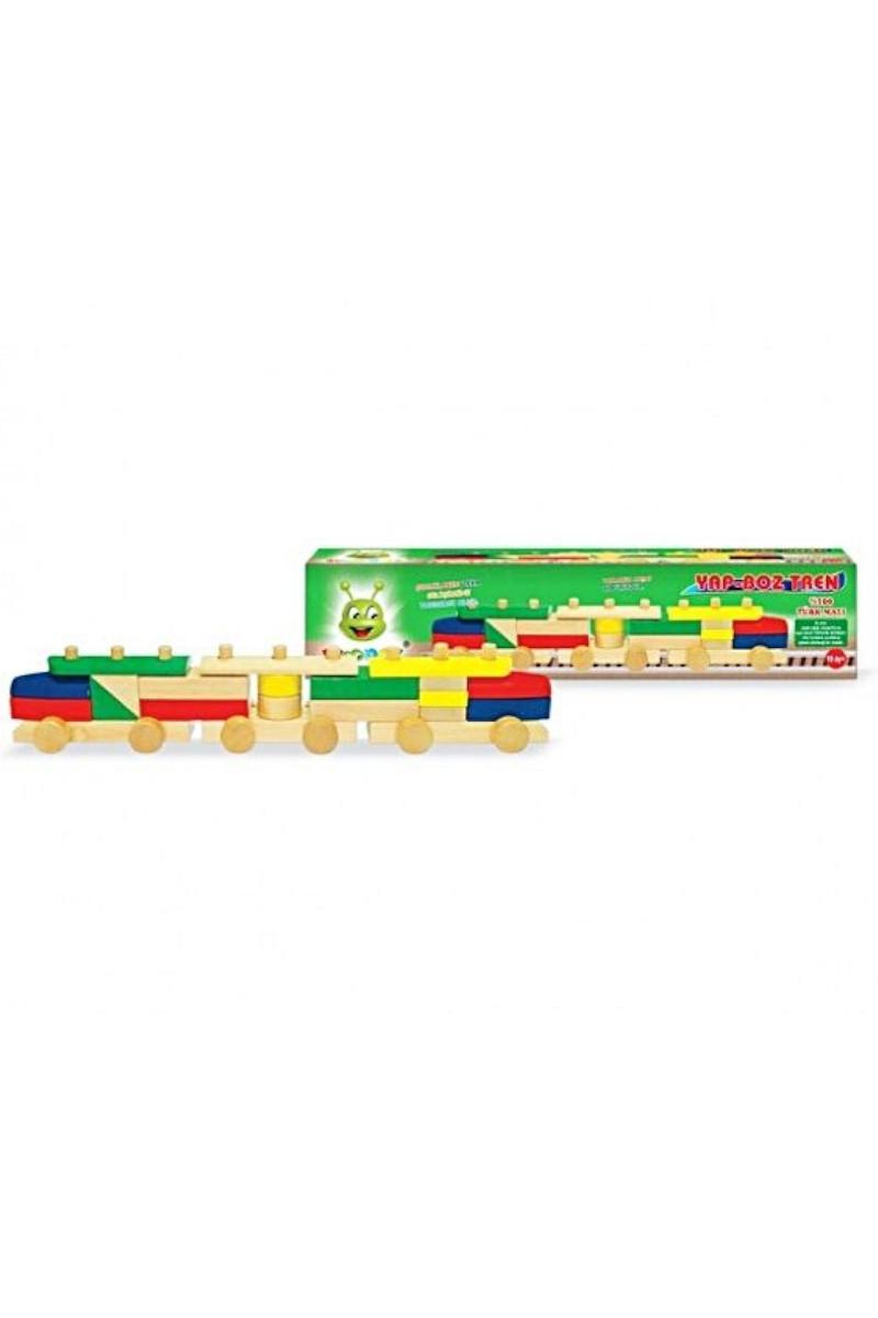 Woody Yapboz Tren