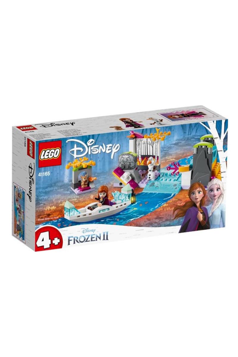 Lego Disney Frozen Anna'nın Kanosu