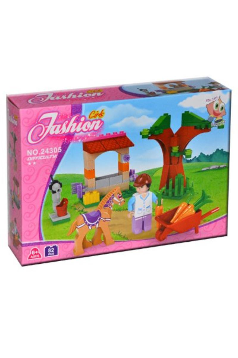 Lego Kutulu 82 Parça Peri Kız
