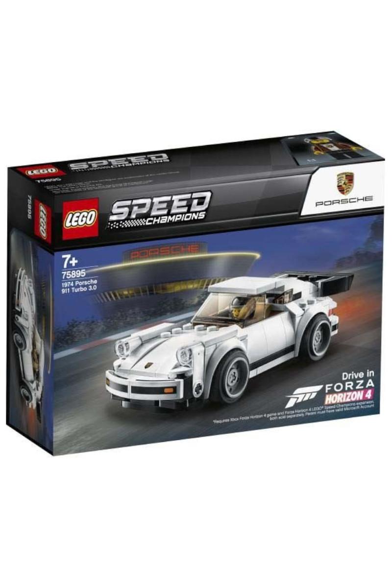 Lego Speed Champion 1974 Porsche
