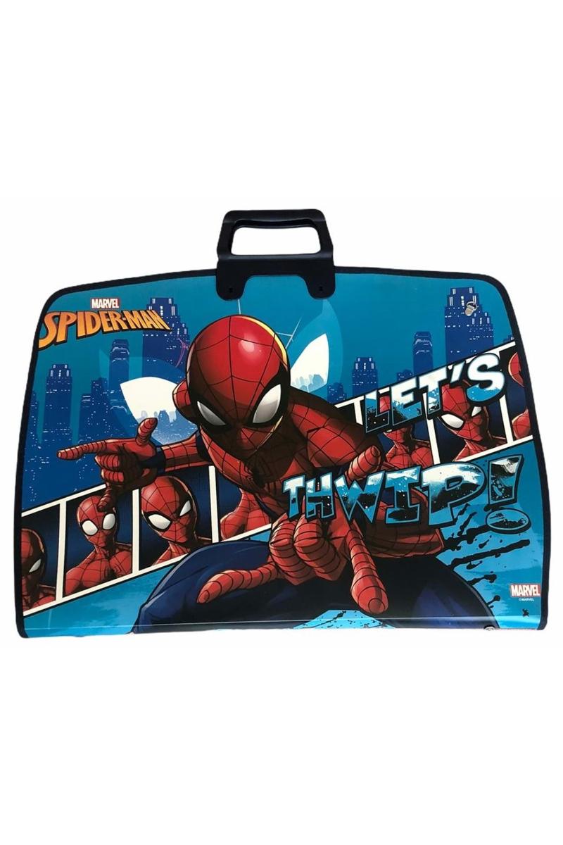 Spider-Man Proje Çantası