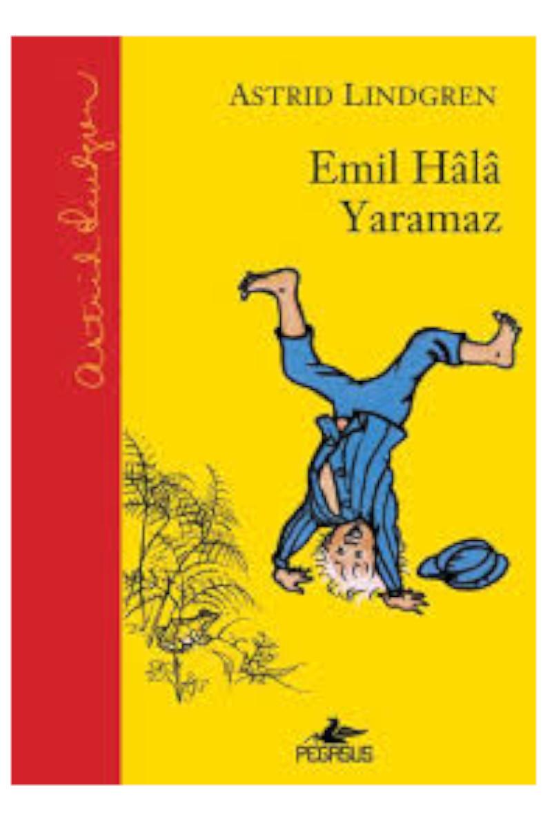 Emil Hala Yaramaz (Ciltli) (SAHAF)