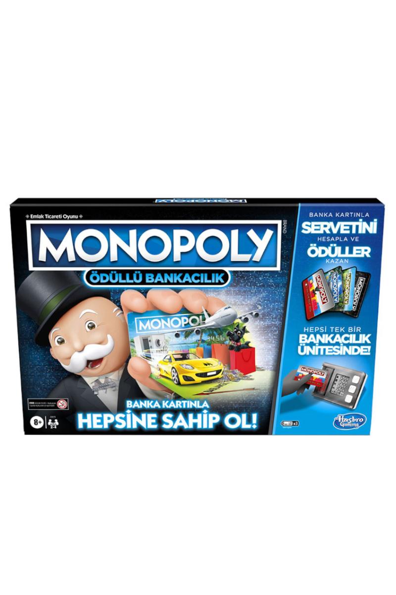 Hasbro Monopoly Ödüllü Bankacılık