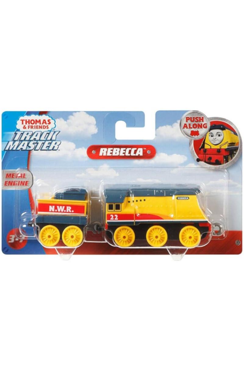 Thomas Friendds Trackmstr Sür-Bırak Büyük Tekli Tren