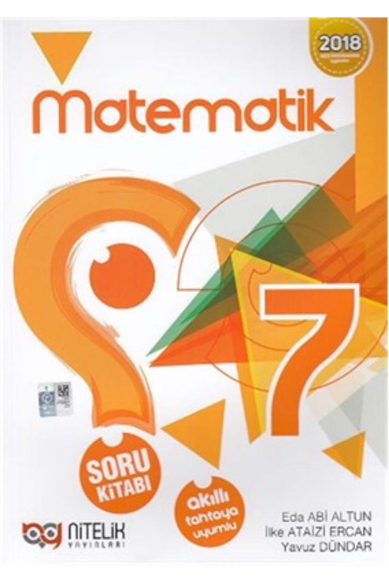 Nitelik 7.Sınıf Matematik Soru Bankası