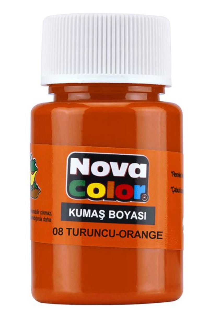 Nova Color Kumaş Boyası Turuncu