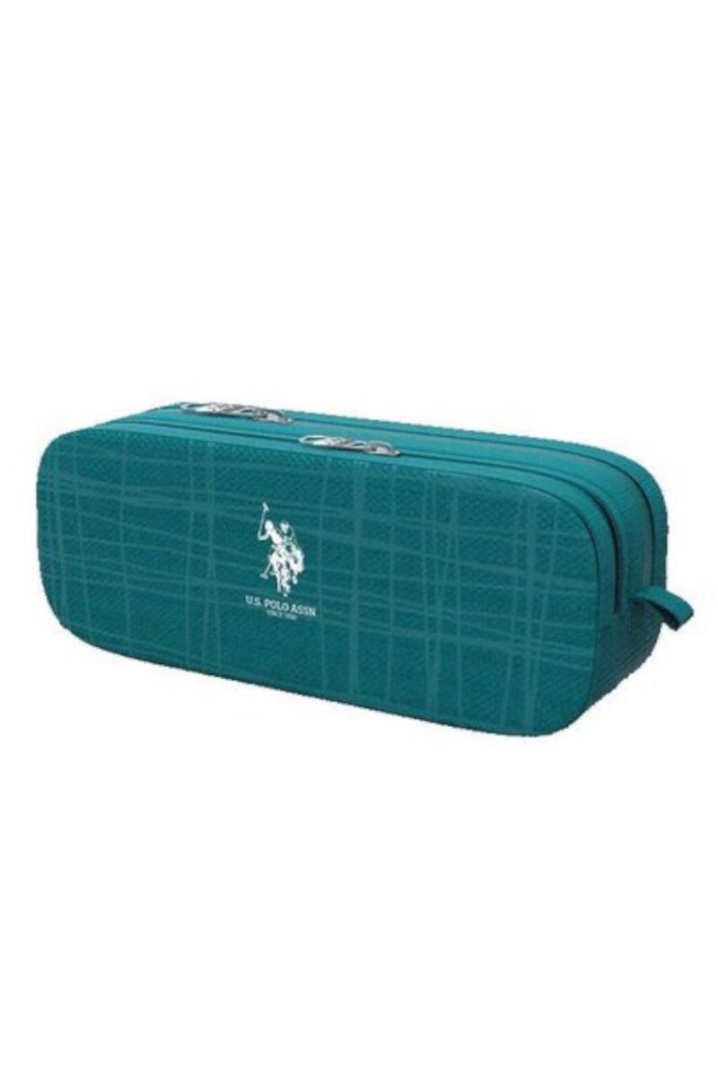 U.S. Polo Kalem Çantası 9231 Yeşil