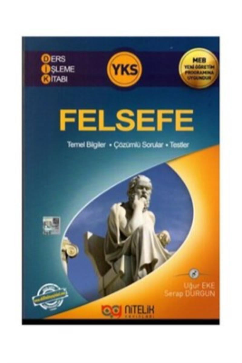Nitelik YKS Felsefe Ders İşleme Kitabı