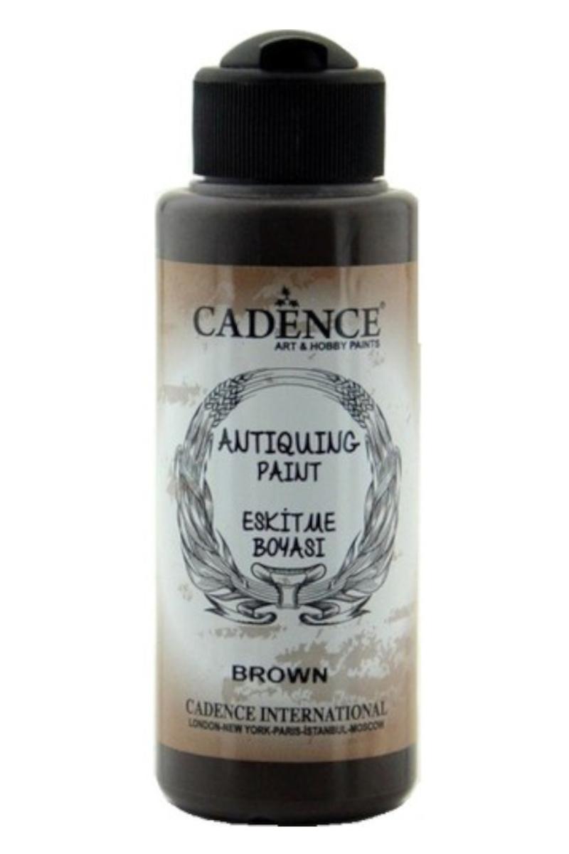 Cadence Antiquing Eskitme 302 Kahverengi 120ml