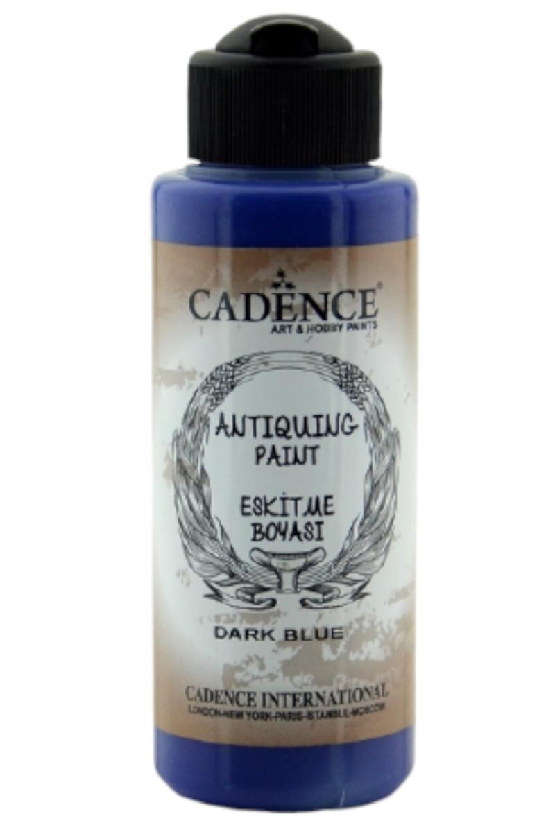Cadence Antiquing Eskitme 308 Lacivert 120ml
