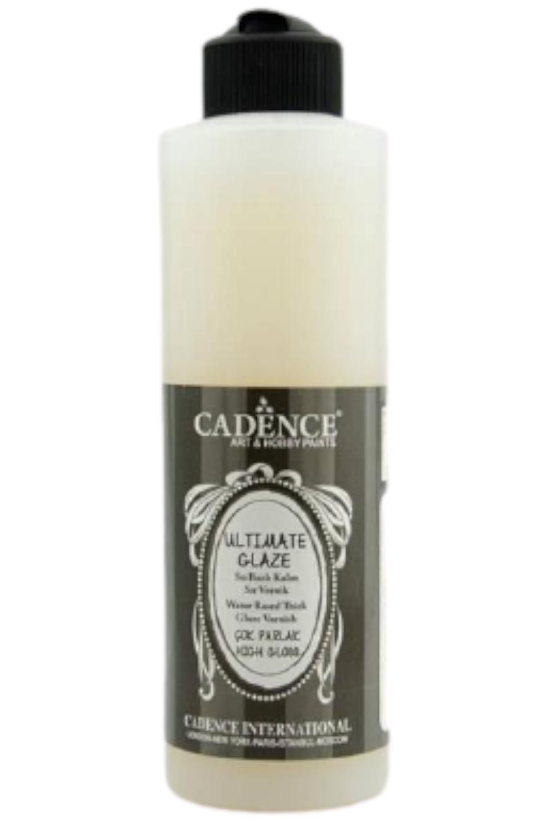 Cadence Ultimate Glaze Vernik Parlak 250ml