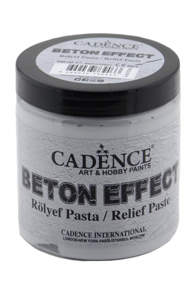 Cadence Beton Rölyef Pasta 250ml