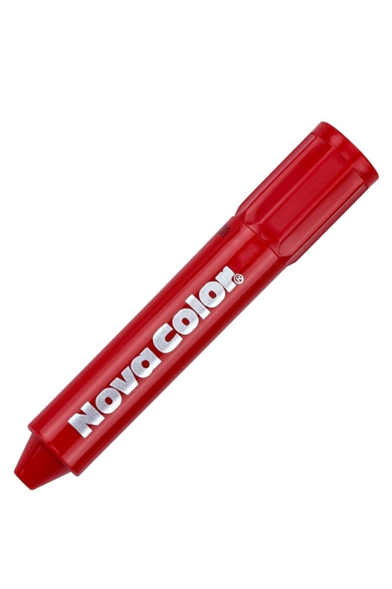 Nova Color Yüz Boyası Kırmızı
