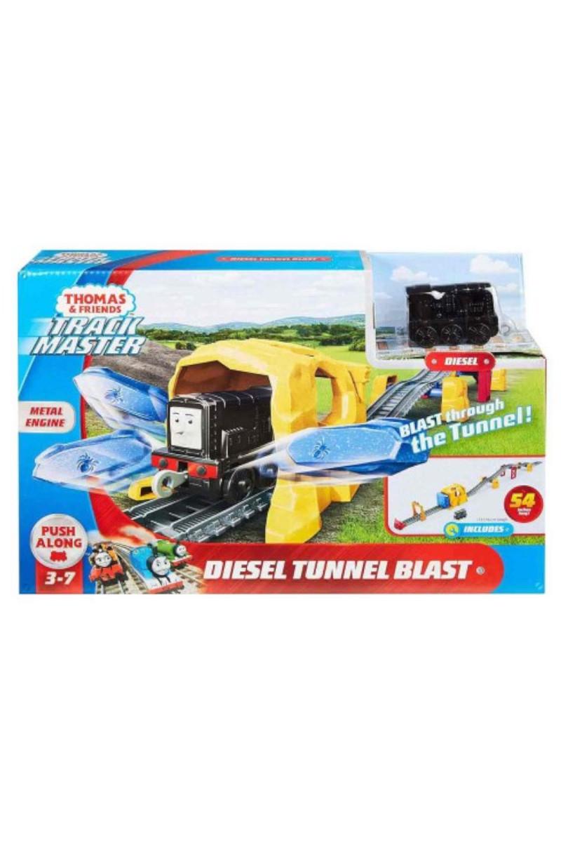 Thomas Friends Diesel Tünel Macerası Oyun Seti