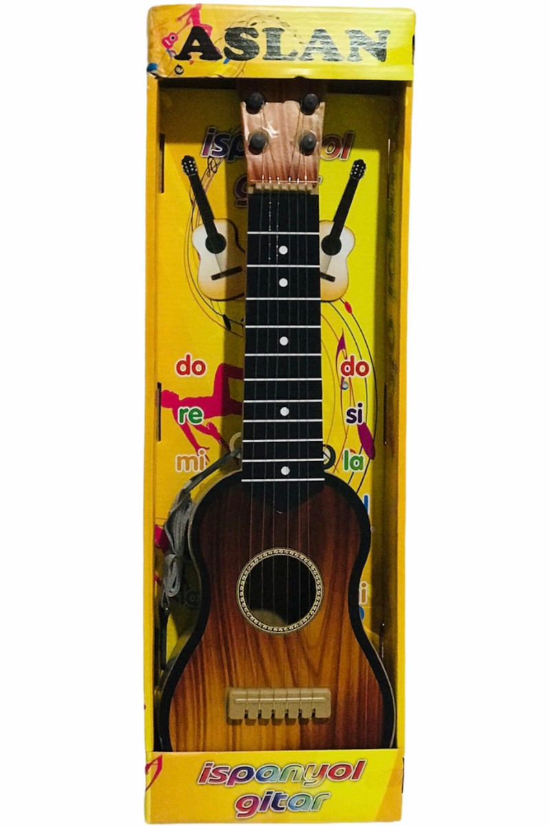 Kutulu İspanyol Gitar