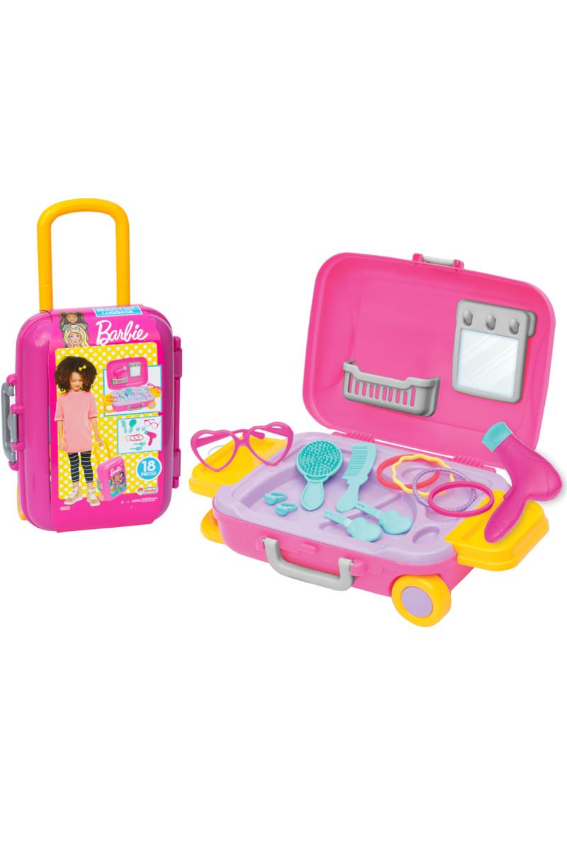 Bavulum Barbie Güzellik Seti