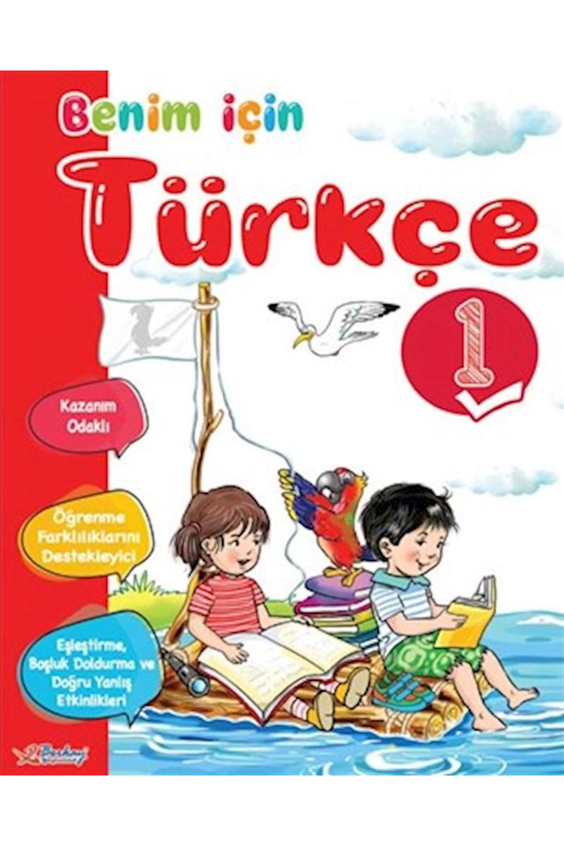 Berkay Yayınları Benim İçin 1. Sınıf Türkçe