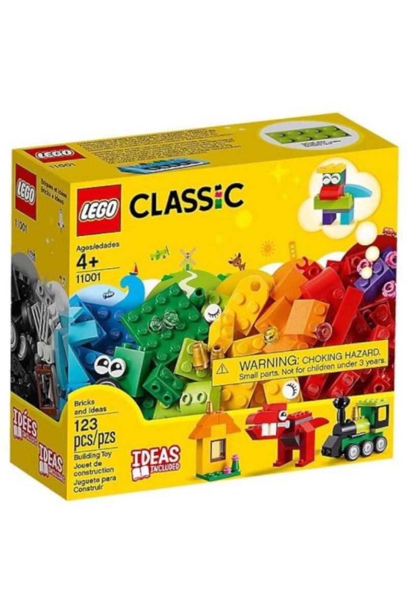 Lego Bricks And İdeas