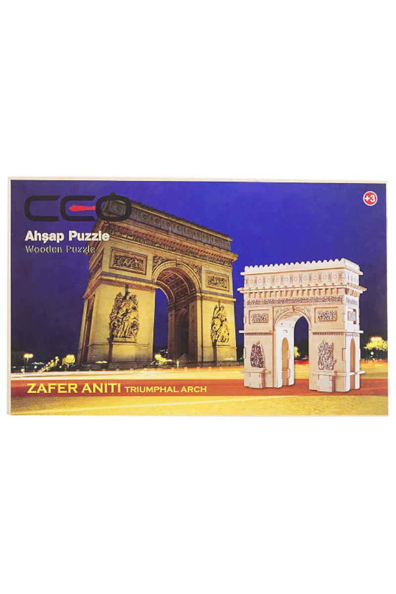 Ceo 3D Ahşap Puzzle Zafer Anıtı
