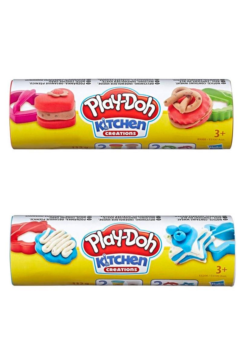 Play-Doh Kurabiye Partisi