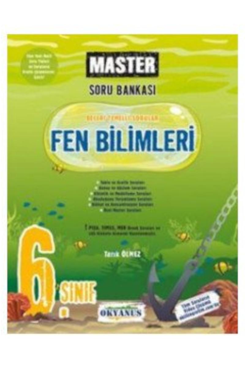 Okyanus 6. Sınıf Fen Bilimleri Master Soru Bankası