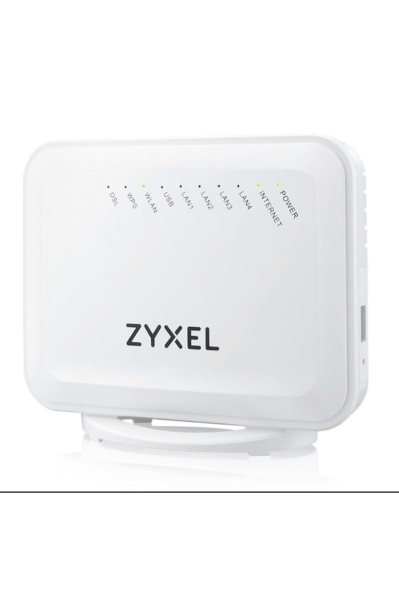 ZyXEL VMG1312-T20B VDSL2-ADSL2+ 4 Port Kablosuz USB Destekli Modem