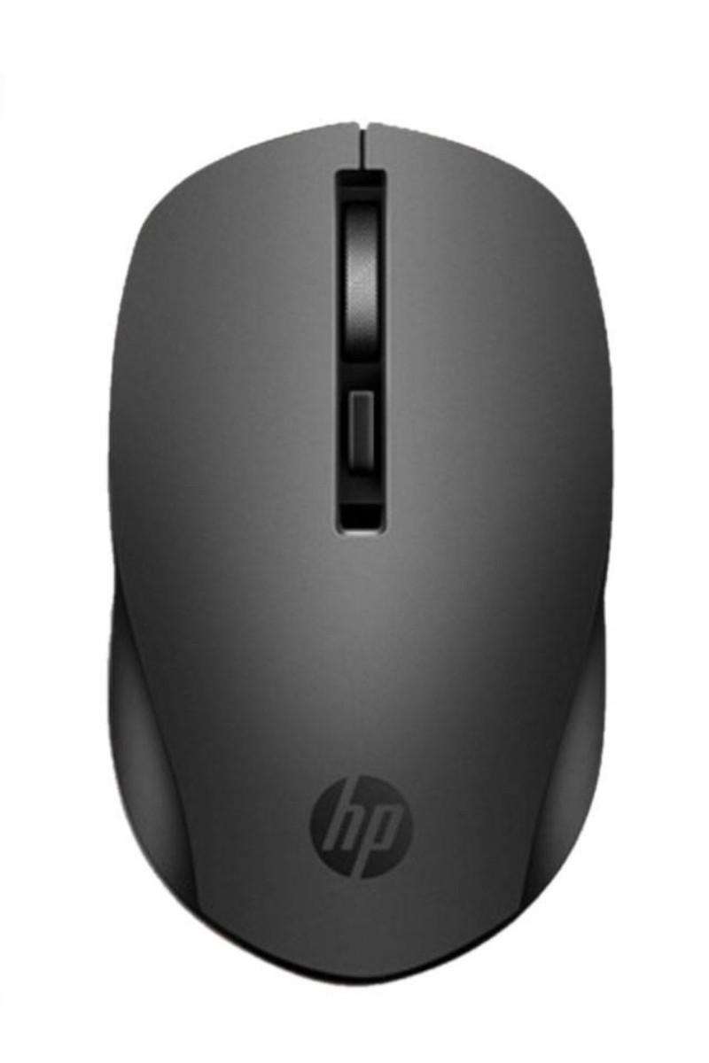 Hp S1000 Plus Kablosuz Sessiz Mouse Siyah