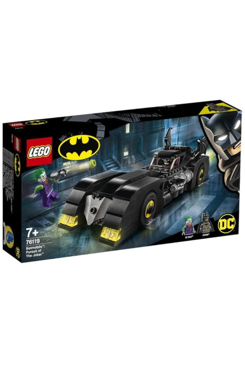 Lego Super Heroes Batmobile: Joker Takibi